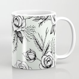 Bloom - Mint Coffee Mug