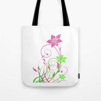 Spring's flowers Tote Bag