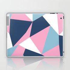 Abstraction Pink Laptop & iPad Skin