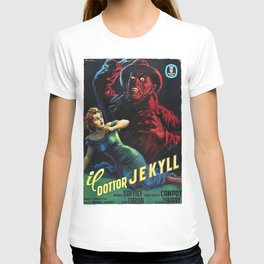 dottor jekyll T-shirt