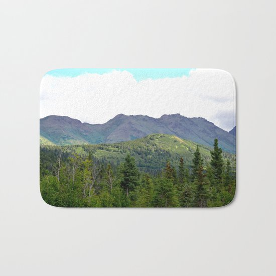 The Mountains Are Calling . . . Bath Mat