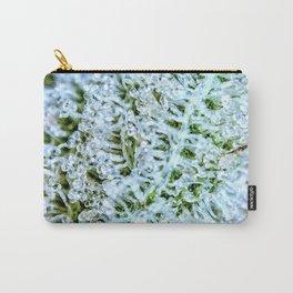 Frosty Dank Top Shelf Bud Carry-All Pouch