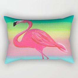 Not Afraid of Colors Rectangular Pillow
