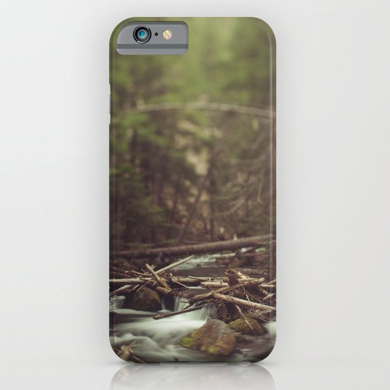 Cold Spring Creek iPhone & iPod Case