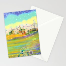 Hatteras View Stationery Cards
