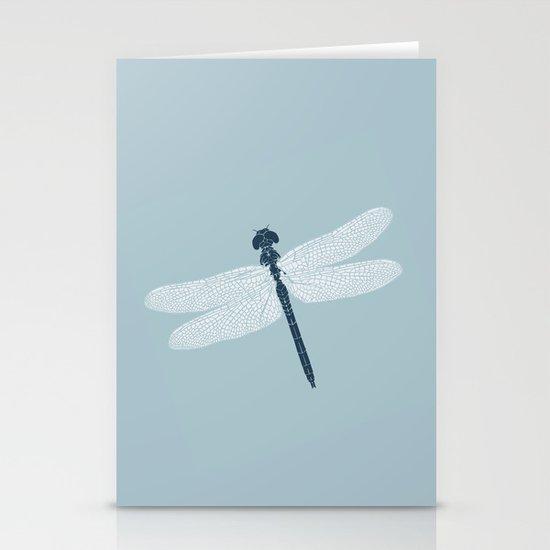 dragonfly v3 Stationery Cards