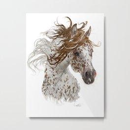 Appaloosa Metal Print