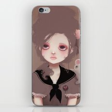 Emma (2011 version) iPhone & iPod Skin