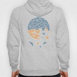 DISASTER (abstract geometric) Hoody