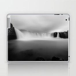 Godafoss waterfall in Iceland Laptop & iPad Skin