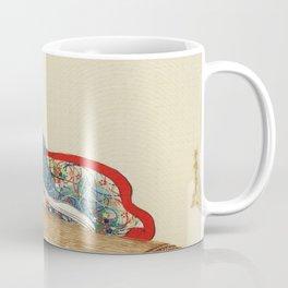 Japanese Lady Playing the Koto Coffee Mug