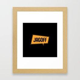 Jagoff Framed Art Print