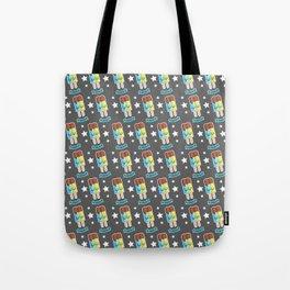 CRACK! Tote Bag