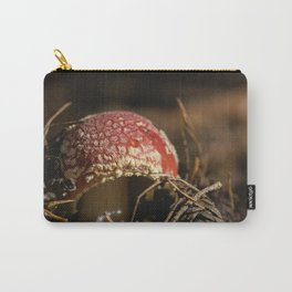 Red forest #3 Carry-All Pouch