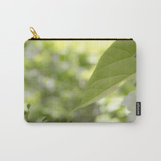 green moments Carry-All Pouch