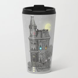 Haunted by the 80's Travel Mug