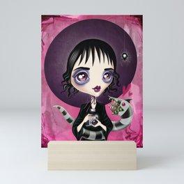 Strange and Unusual Mini Art Print