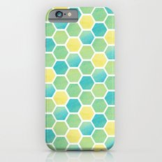 Summer Time Honeycomb iPhone 6s Slim Case