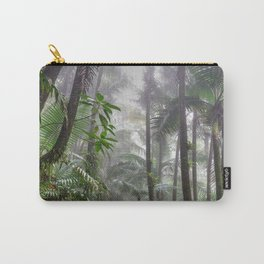 The Cloud forest - before Maria - El Yunque rainforest PR Carry-All Pouch