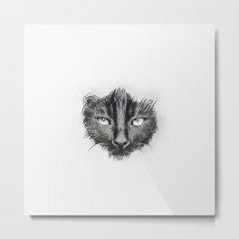 I See You ||| Metal Print