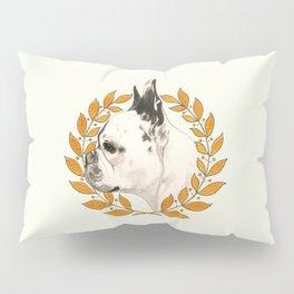 French Bulldog - @french_alice dog Pillow Sham