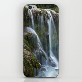 Marmore's falls iPhone Skin