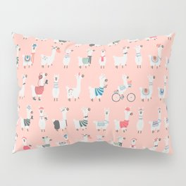 Cool llamas Pillow Sham
