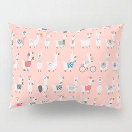 Cool llamas Pillow Sham