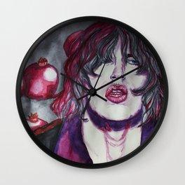 Jaggeration Wall Clock
