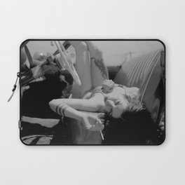 Chola Bad Ass Bitch Smokes Laptop Sleeve