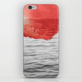 Fine art - Color me - Sea iPhone Skin