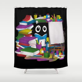 Hideaway Shower Curtain