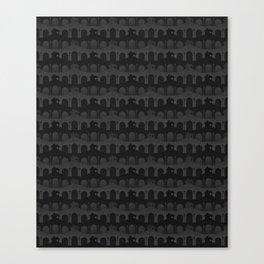 House Pattern Canvas Print