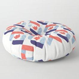 Dutch Tulip Floor Pillow