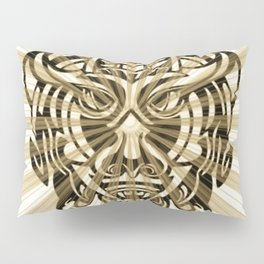 Vicious Tribal Mask 008 Pillow Sham