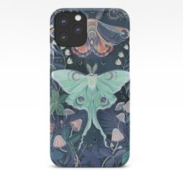 Luna Moth iPhone Case