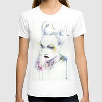 vogue T-shirts featuring Vogue by Chris Silver
