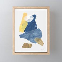 Amagansett II Framed Mini Art Print