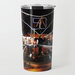 50th Travel Mug