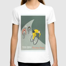 Vintage poster - Bicycle Race T-shirt