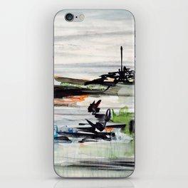 Ponderous machine iPhone Skin