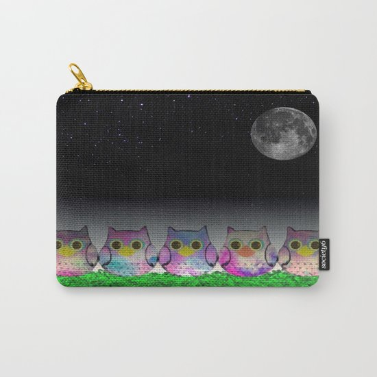 owl-5 Carry-All Pouch