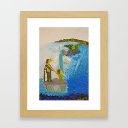 Freedom / Libertad Framed Art Print