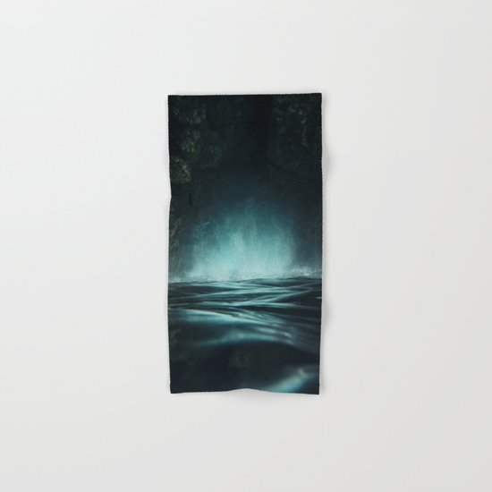 Surreal Sea Hand & Bath Towel