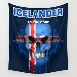 To The Core Collection: Iceland Wall Tapestry