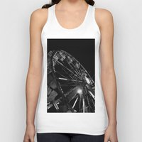 carnival Tank Tops featuring Carnival by Maya Cotton