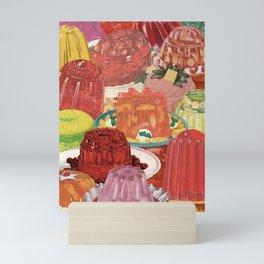 Wiggle Mini Art Print