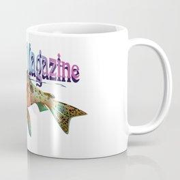 Rainbow Trout Magazine Coffee Mug