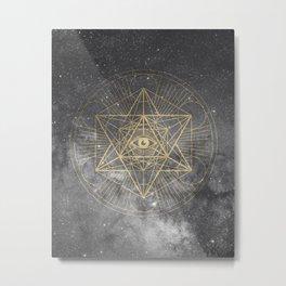 cosmic consciousness Metal Print