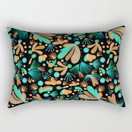 Night Heritage Rectangular Pillow